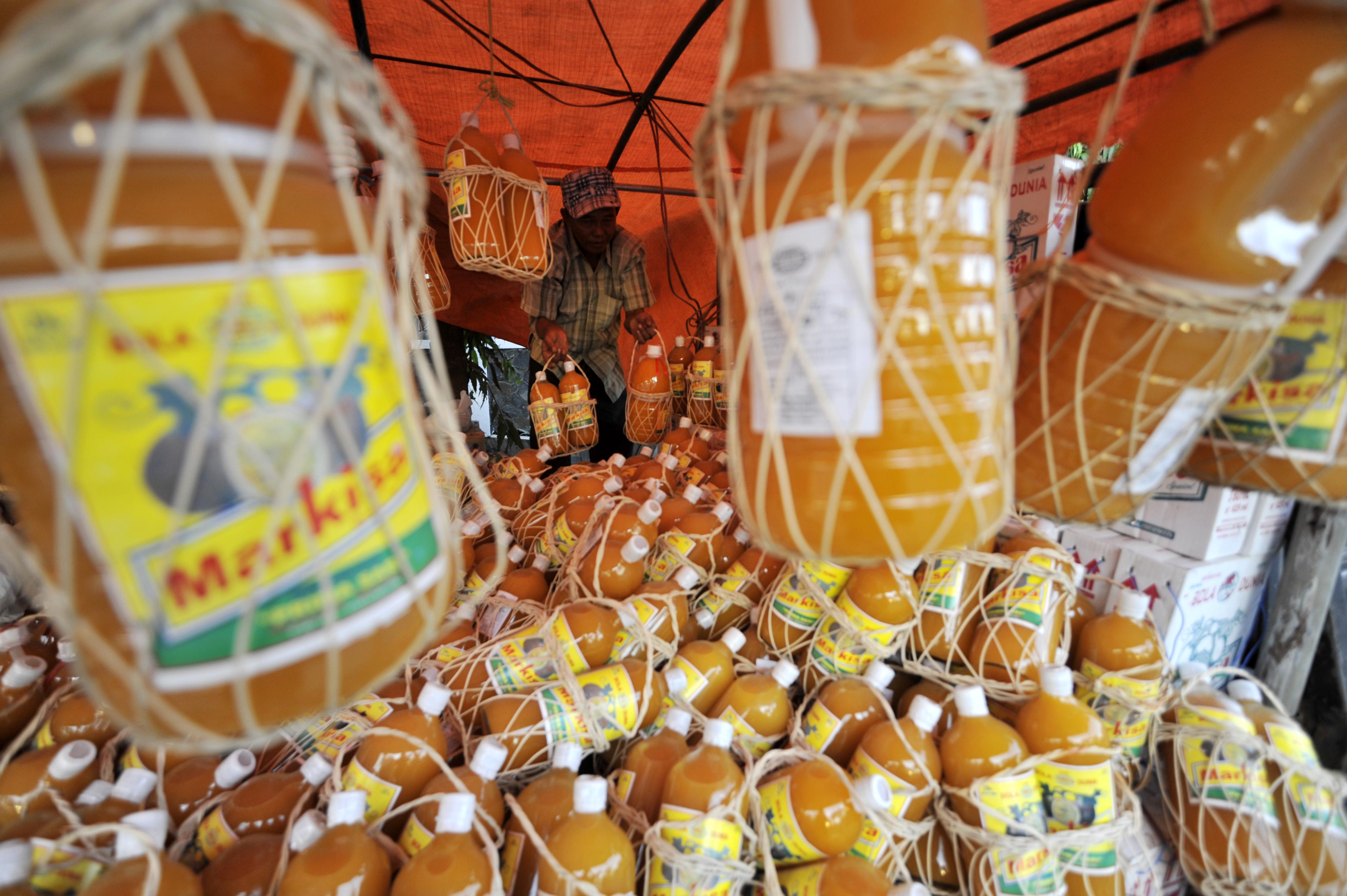 Penjualan Sirup Markisa di Makassar - Vibizmedia.com